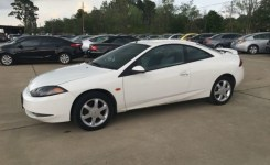 1999 Used Mercury Cougar 3Dr Coupe V6 At Car Guys Serving Houston
