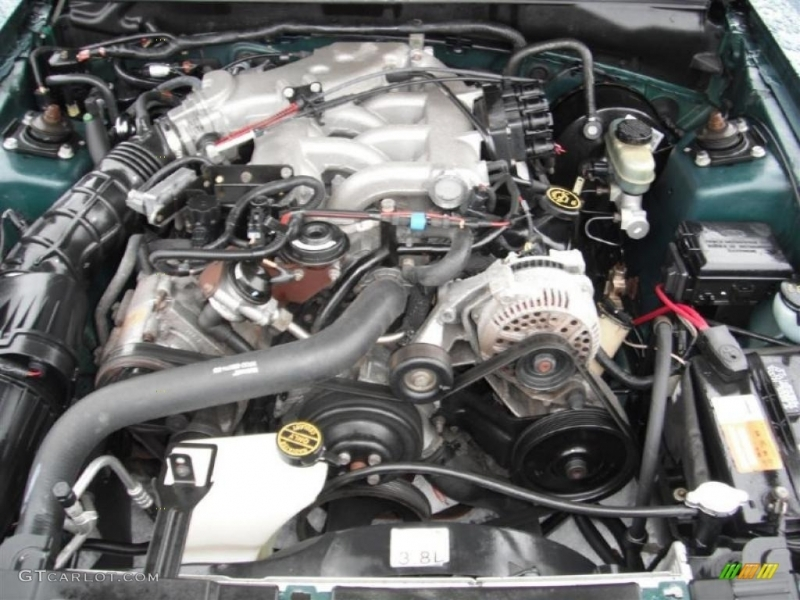 Ford Mustang 3 8 V6 Engine Diagram  Wiring Forums