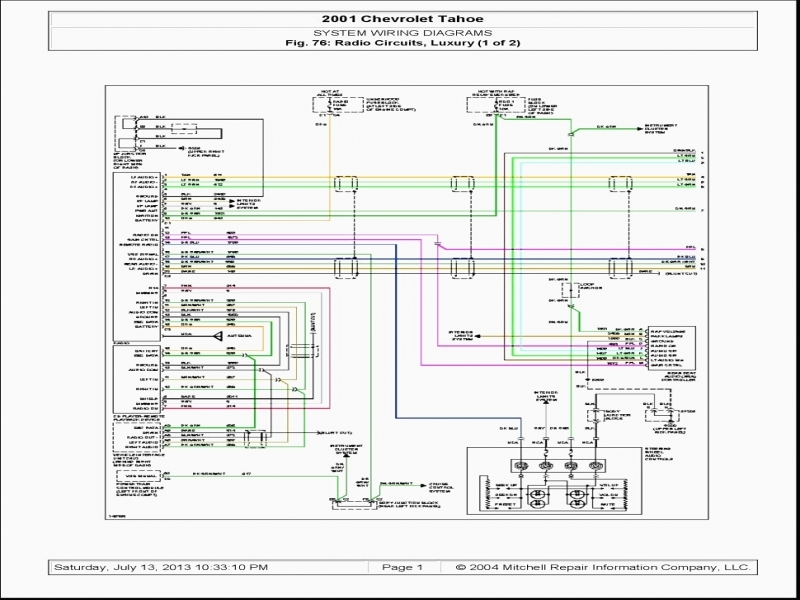 2002 Cavalier Stereo Wiring Diagram