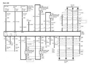 2001 Ford Mustang Stereo Wiring Diagram | Floralfrocks