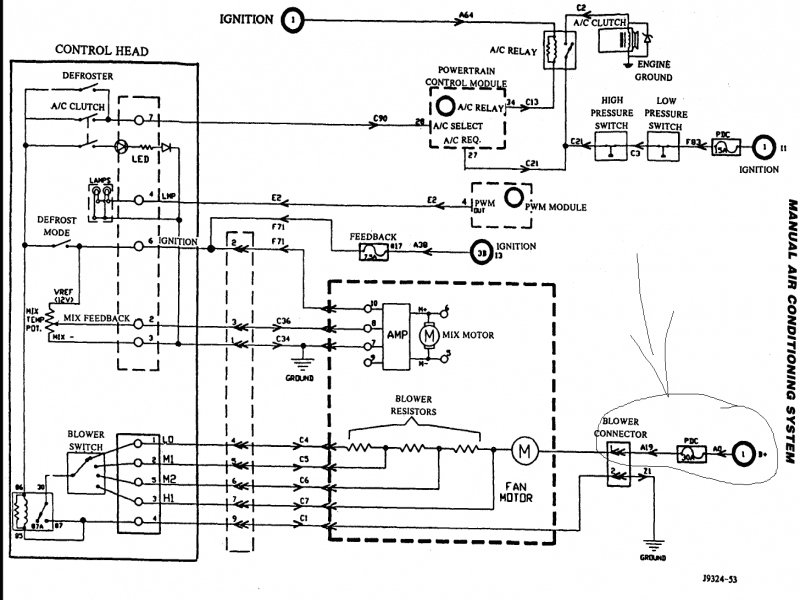 Wiring Diagram  30 1996 Jeep Grand Cherokee Stereo Wiring