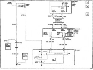 Chevy Cavalier Ignition Wiring Diagram  Wiring Forums