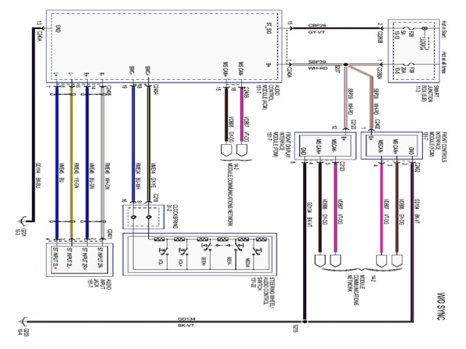 2003 ford focus stereo wiring diagram full hd quality