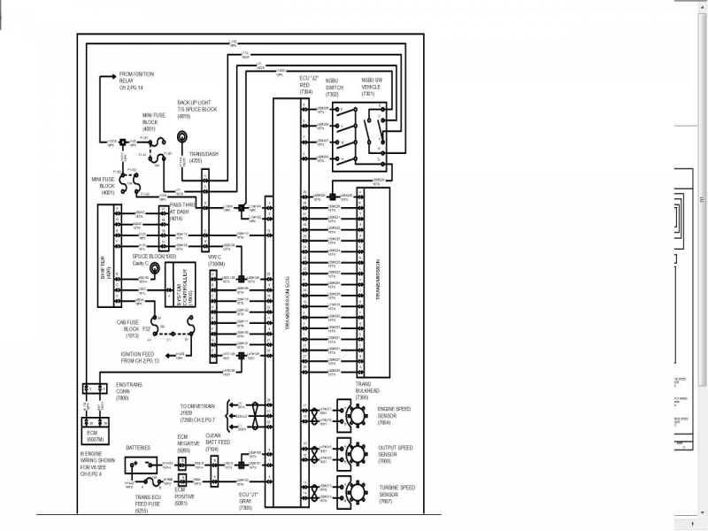 2005 International 4300 Wiring Diagram