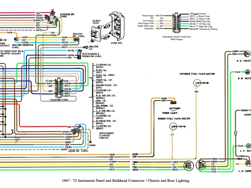 2008 Chevrolet Impala Heater Fan Wiring Diagram  Wiring