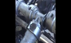 2008 Ford Expedition Heater Hose Repair Hack In 4 Mins For $7.00