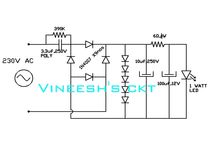 230V Led Driver Circuit Diagram Zen ~ Wiring Diagram