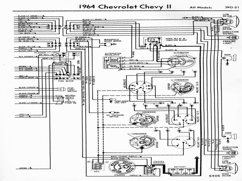 wiring diagram 1972 chevy truck alternator 1963 chevrolet - wiring forums 86 chevrolet pickup wiring schematics 1963 chevrolet pickup wiring
