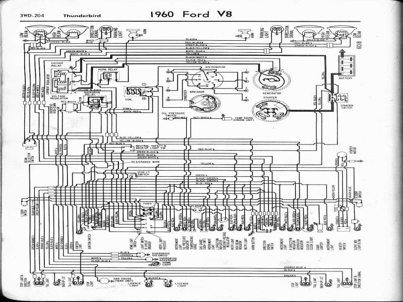1956 Ford Ignition Coil Wiring Diagram - Wiring Forums