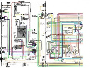 6772 Chevy Wiring Diagram  Wiring Forums