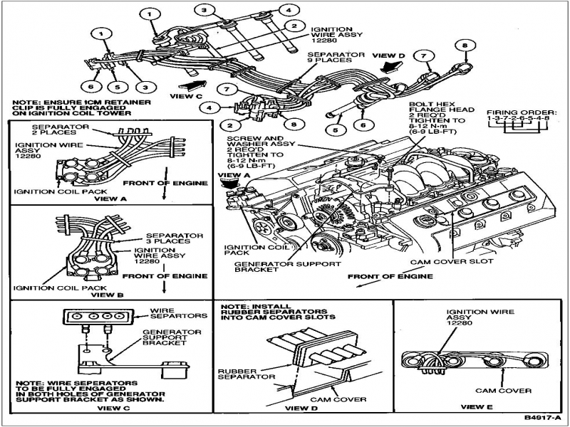 1997 Lincoln Mark Viii Fuse Diagram  Wiring Forums