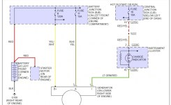 Alternator Wiring: I Have A 2004 Ford Escape I Was Replacing The