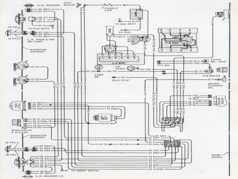 1968 camaro ignition switch wiring diagram wiring forums 1968 Camaro Starter Wiring Diagram 68 camaro wiring schematic