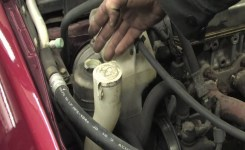 Car Maintenance : How To Change Power-Steering Fluid – Youtube