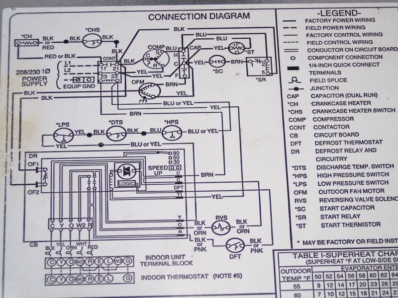 Carrier Air Conditioner Wiring Diagram