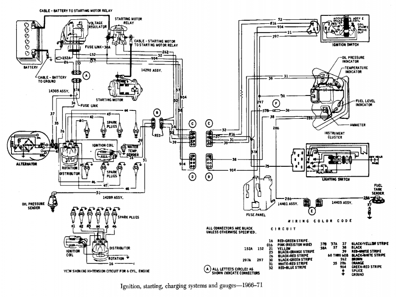 350 Chevy Distributor Wiring Diagram  Wiring Forums
