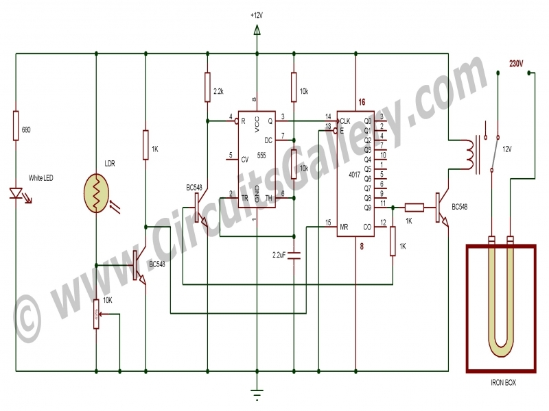 Cool Electronic Circuits Mini Projects Gallery - Simple Wiring ...