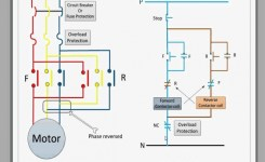 Control Circuit For Forward And Reverse Motor – Youtube