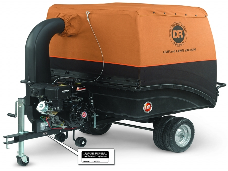 Country Home Products Recalls Leaf And Lawn Vacuums Due To Fire