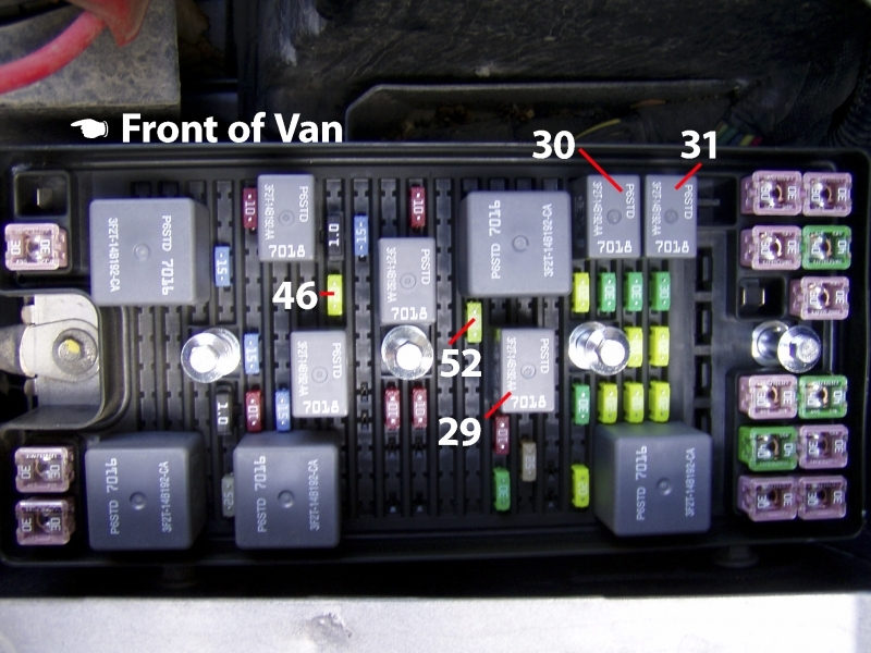 Ford Freestyle Fuel Pump Wiring Diagram  Wiring Forums