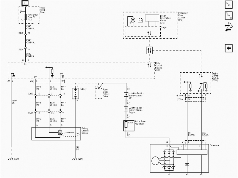 Denso One Wire Alternator Diagram Wiring Connections ...