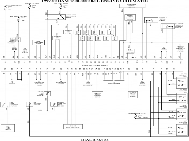 2007 Dodge Ram 2500 Wiring Diagram 47re • Wiring Diagram