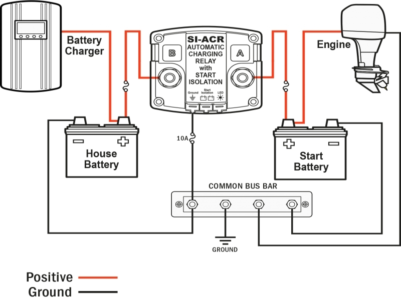 Dual Battery Wiring The Hull Truth Boating And Fishing Forum Fine