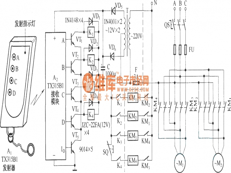 Overhead Crane Electrical Diagram  Wiring Forums