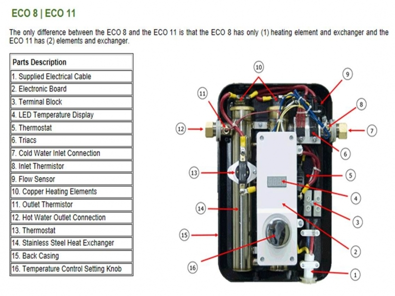 Electric Water Heater Wiring Diagram For 240V  Wiring Forums