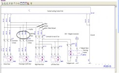 Electrical – Central Locking Help: Why Are There 3 Wires For Each