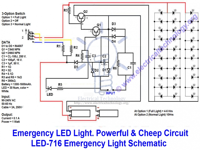 led circuit diagrams free download archives wiring forums