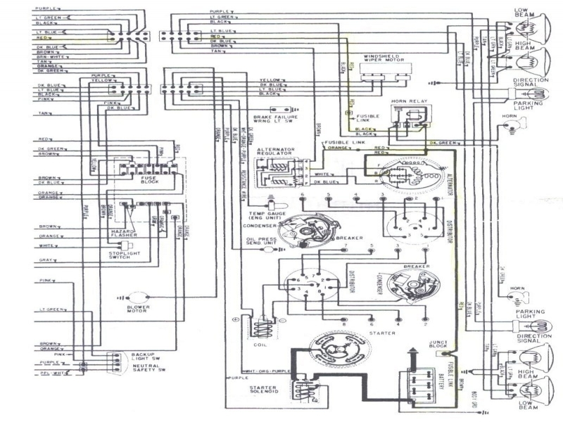 1967 Buick Skylark Wiring Diagram Within Buick Wiring And