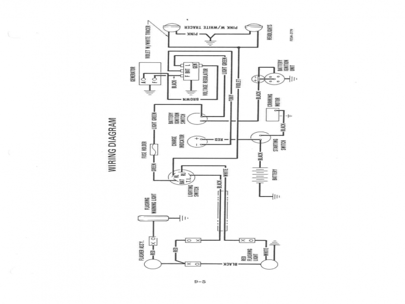 Farmall H Wiring Diagram For 12V  Wiring Forums