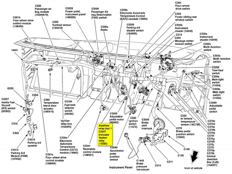 2010 Ford F 150 Flasher Diagram - Wiring Forums