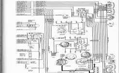 Ford Galaxie Questions – What Wires Go Where On The Altanator Of A