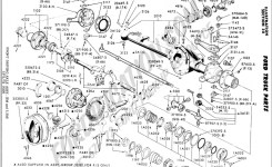 Ford Truck Technical Drawings And Schematics – Section A – Front