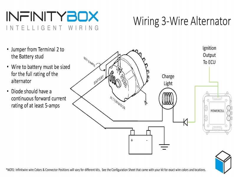 acdelco 3 wire gm alternator wiring 3 wire gm alternator diagram