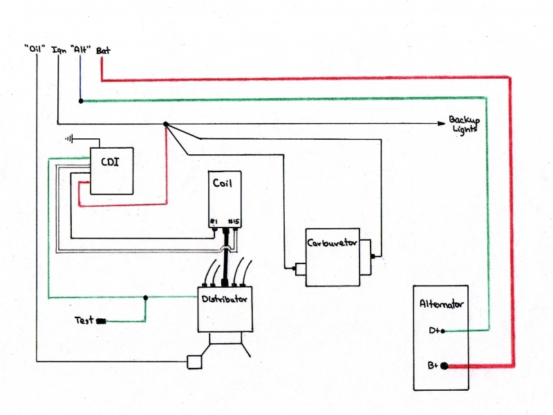 Honda wave wiring system diagram fine cdi ignition