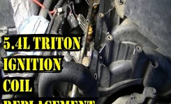 How To Change Ignition Coils On 5.4L Triton Ford Engine – Youtube