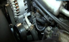 How To Install Replace Engine Coolant Temperature Sensor 5.7L