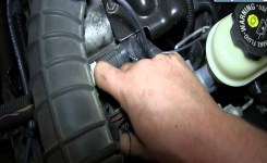 How To Install Replace Engine Ignition Coil Chevy Cavalier 2.2L