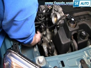 How To Install Replace Serpentine Belt Tensioner Chevy