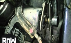 How To Replace The Transmission Oil Filter On A 2000 Acura Tl 3.2L