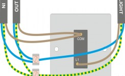 How To Wire A Pull Cord Light Switch Diagram – Gooddy