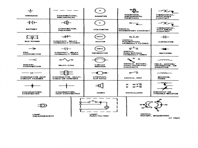 Hvac Electrical Diagram Schematic Symbols Wiring Diagrams Image