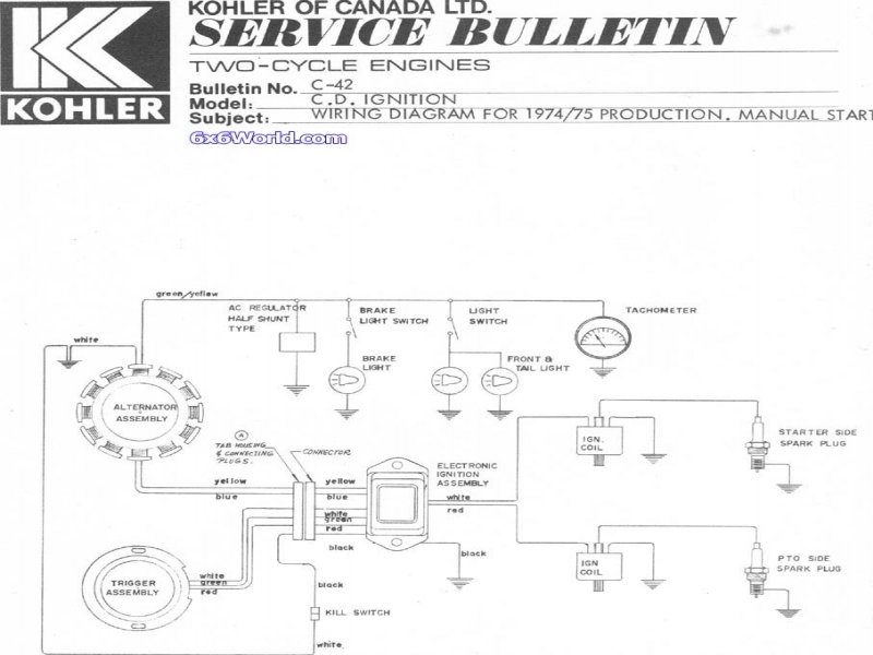 or you are a trainee, or perhaps even you that just wish to know about 16hp  kohler engine parts diagram