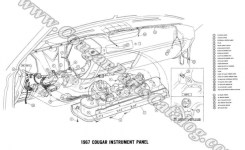Manual – Complete Electrical Schematic – Free Download ~ 1967