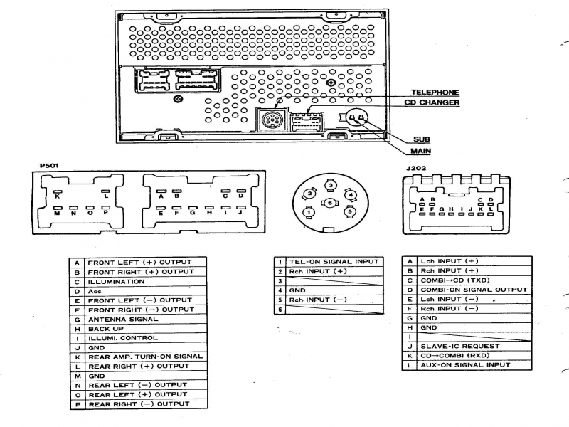 1995 nissan stereo wiring diagram  filter wiring diagrams
