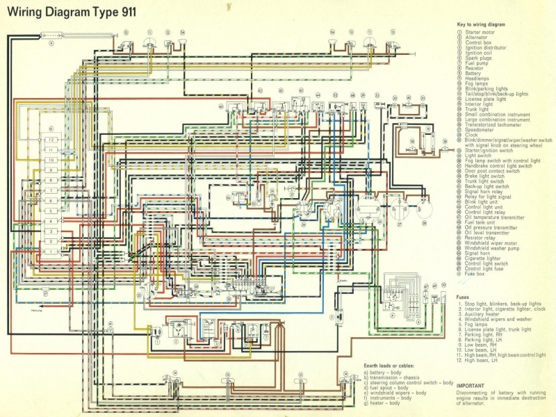 porsche wiring diagrams - wiring forums 1967 porsche 912 wiring diagrams porsche webasto wiring diagrams