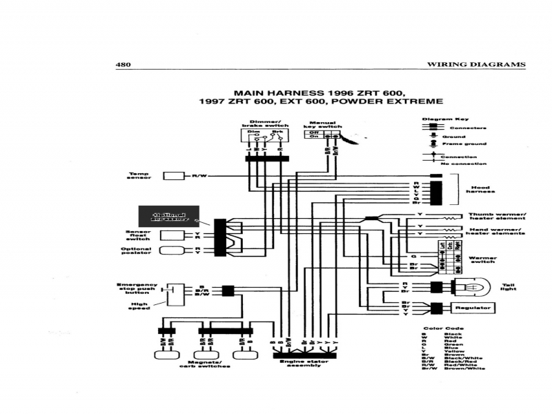 Sophisticated Arctic Cat Wiring Diagram Contemporary  Schematic  Wiring Forums